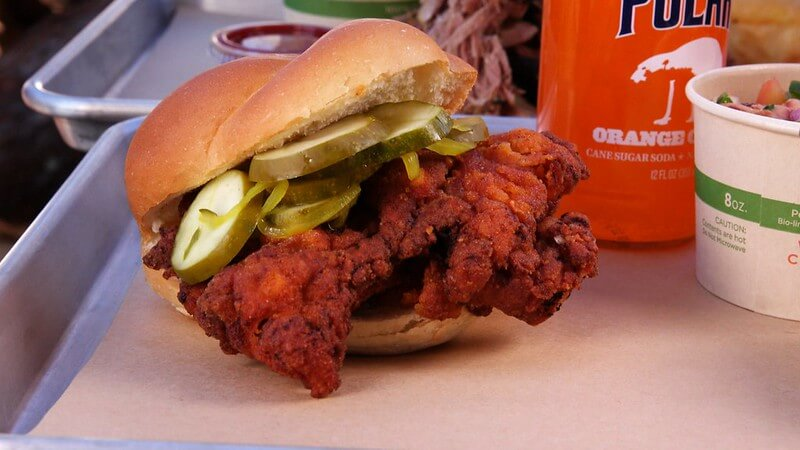 B.T.'s Fried Chicken and BBQ