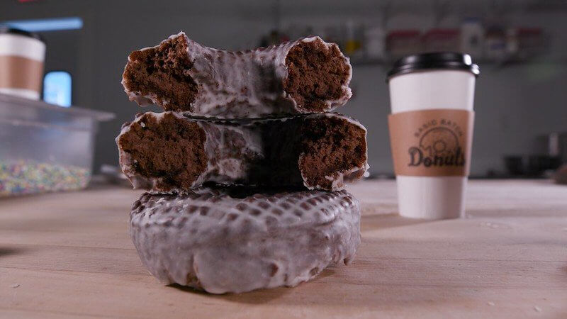 Basic Batch Donuts